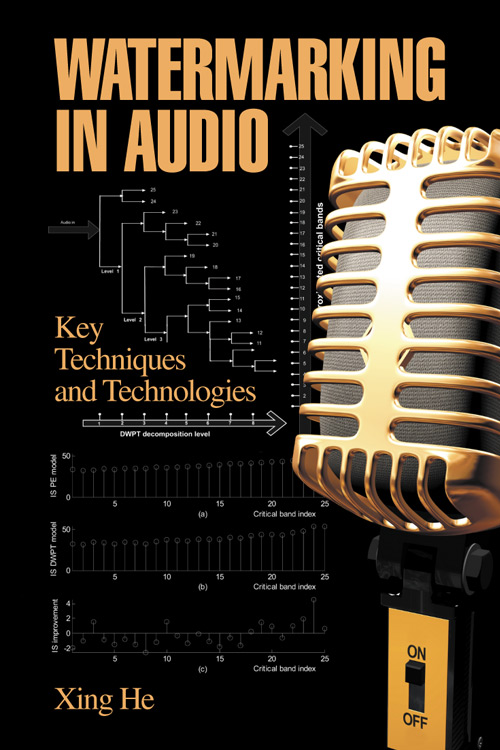 Front Cover Watermarking in Audio: Key Techniques and Technologies