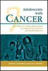Adolescents with Cancer: