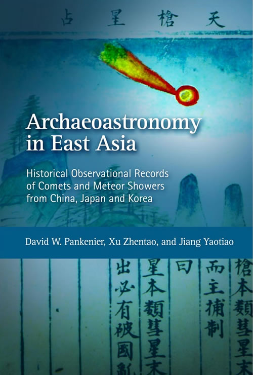 Archaeoastronomy in East Asia:  Historical Observational Records of Comets and Meteor Showers from China, Japan, and Korea