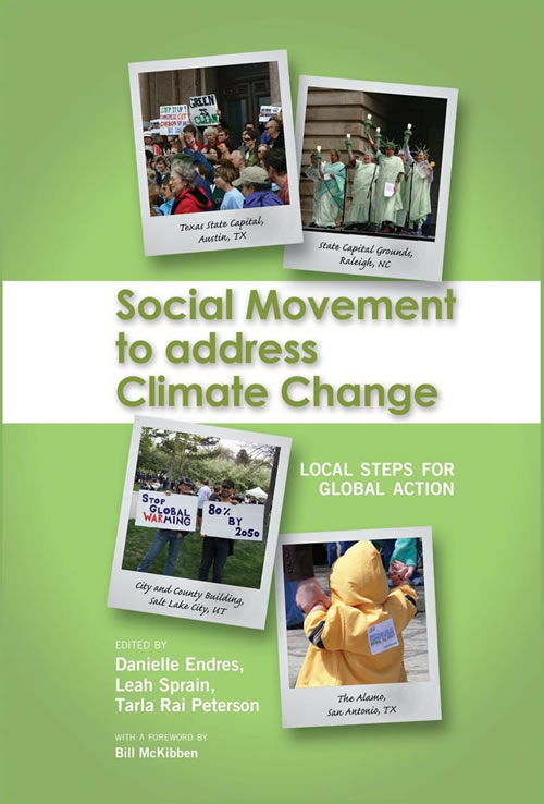 Social Movement to Address Climate Change: Local Steps for Global Action