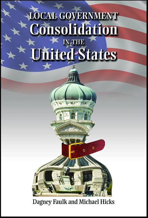Front Cover Local Government Consolidation in the United States
