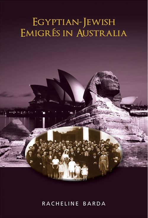 Egyptian-Jewish Emigrés in Australia (Softcover)