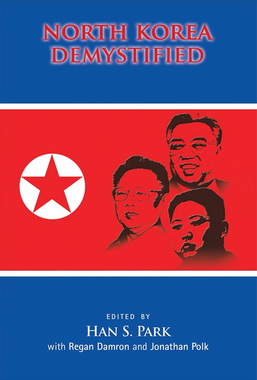 Front Cover North Korea Demystified
