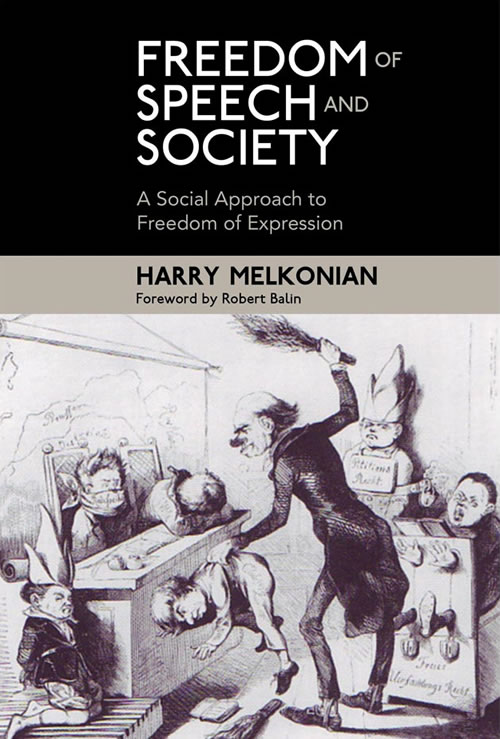 Freedom Of Speech And Society: A Social Approach To Freedom Of
