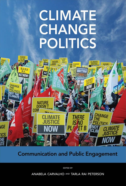 Front Cover Climate Change Politics: Communication and Public Engagement