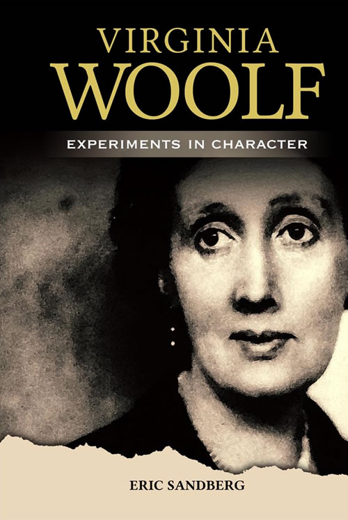 Front Cover Virginia Woolf:  Experiments in Character