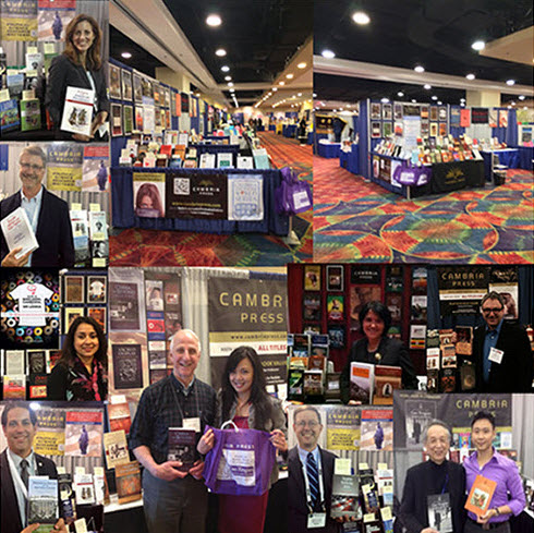 Cambria Press Provides National Conference Marketing Program