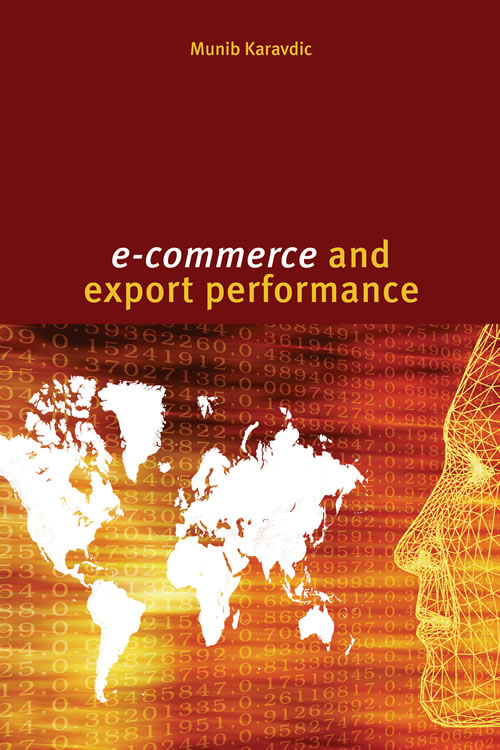 Front Cover E-commerce and Export Performance