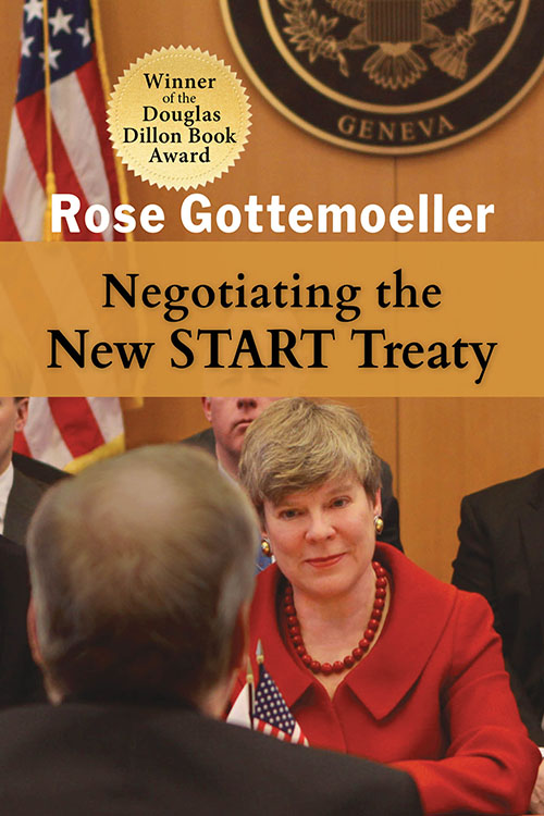 Negotiating the New START Treaty