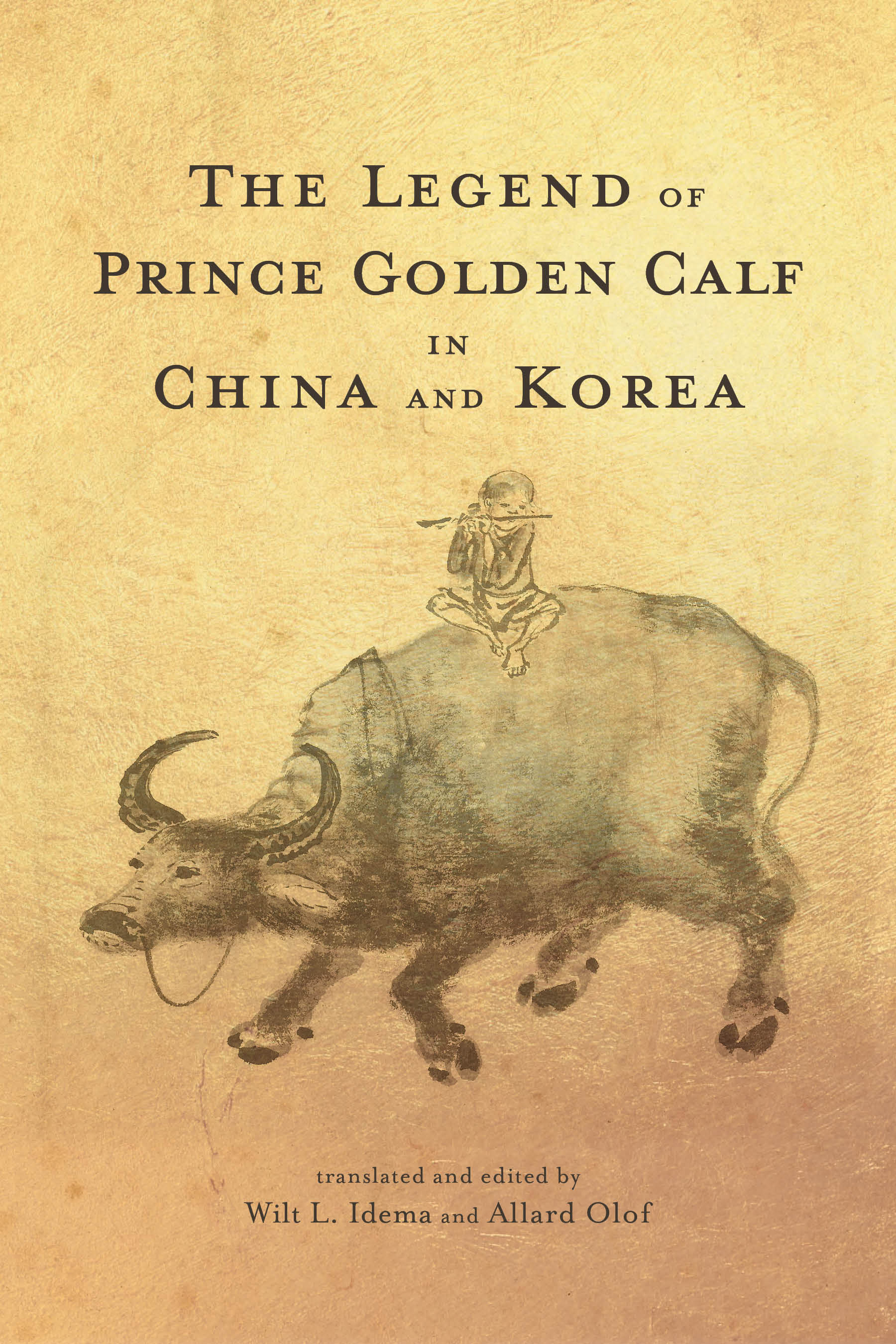 The Legend of Prince Golden Calf in China and Korea